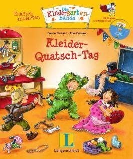 Kleider-Quatsch-Tag - Buch mit Hörspiel-CD