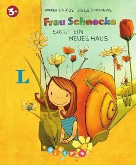 Frau Schnecke sucht ein neues Haus  - Bilderbuch