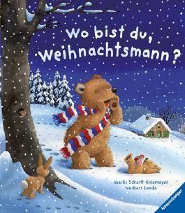 Wo bist du, Weihnachtsmann?