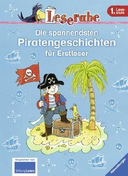 Die spannendsten Piratengeschichten für Erstleser
