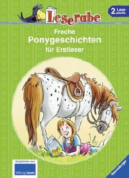 Freche Ponygeschichten für Erstleser