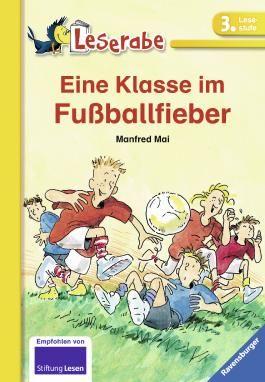 Eine Klasse im Fußballfieber