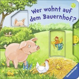 Wer wohnt auf dem Bauernhof?