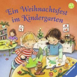 Ein Weihnachtsfest im Kindergarten
