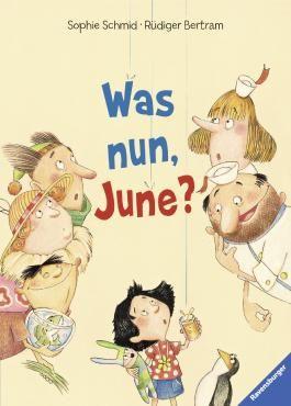 Was nun, June?