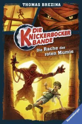 Die Rache der roten Mumie