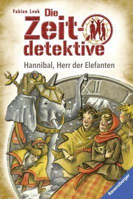 Die Zeitdetektive - Hannibal, Herr der Elefanten