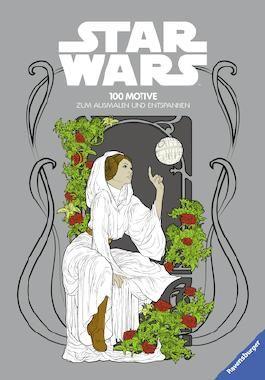 Star Wars™ - 100 Motive zum Ausmalen und Entspannen