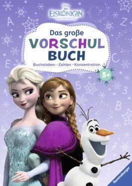 Disney Die Eiskönigin: Das große Vorschulbuch