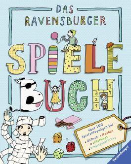 Das Ravensburger Spielebuch