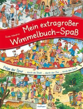 Mein großes Wimmelbuch: Mein extragroßer Wimmelbuch-Spaß