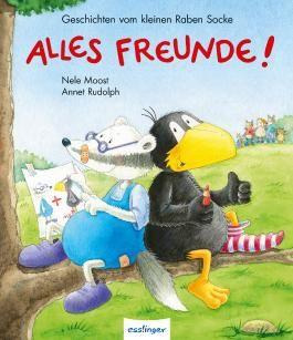 Kleiner Rabe Socke: Alles Freunde!