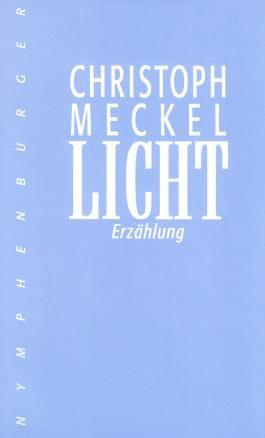 Licht: Erzählung (Sonderreihe)