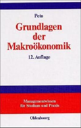 Grundlagen der Makroökonomik