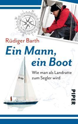 Ein Mann ein Boot