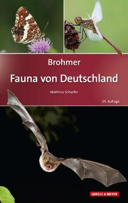Brohmer – Fauna von Deutschland