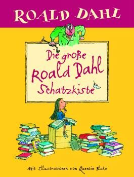 Die große Roald Dahl Schatzkiste