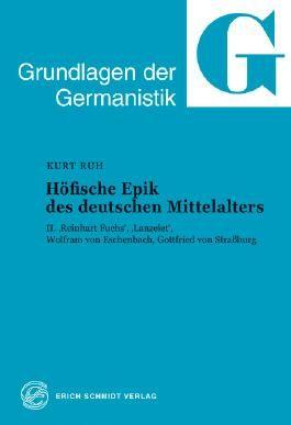 Höfische Epik des deutschen Mittelalters