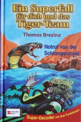 Tiger-Team Superfall, Band 02