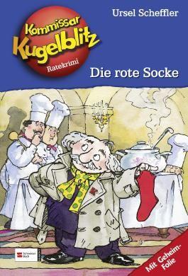 Kommissar Kugelblitz, Band 1 - Die rote Socke