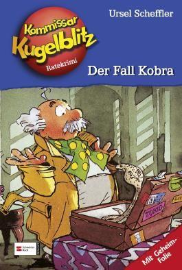 Kommissar Kugelblitz, Band 14 - Der Fall Kobra