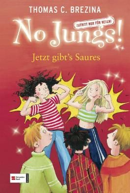 No Jungs! Band 8: Jetzt gibt's Saures