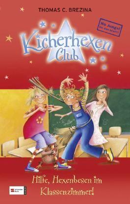 No Jungs! Kicherhexen-Club, Band 02