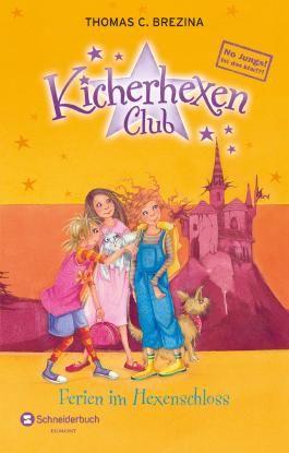 No Jungs! Kicherhexen-Club, Band 07
