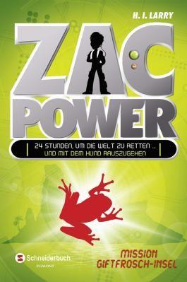 Zac Power 01