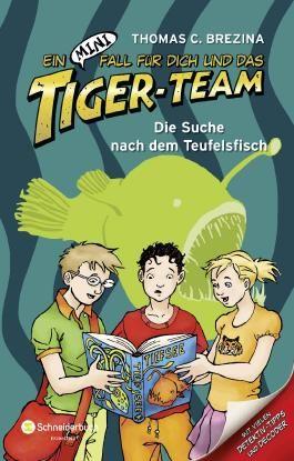 Ein MINI-Fall für dich und das Tiger-Team, Band 04
