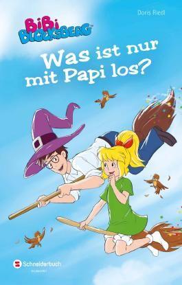 Bibi Blocksberg - Was ist nur mit Papi los?