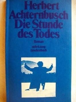 Die Stunde des Todes: Roman (Suhrkamp Taschenbuch)