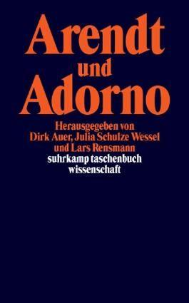 Arendt und Adorno