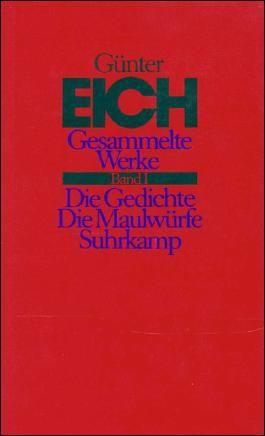 Die Gedichte / Die Maulwürfe