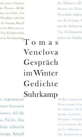 Gespräch im Winter