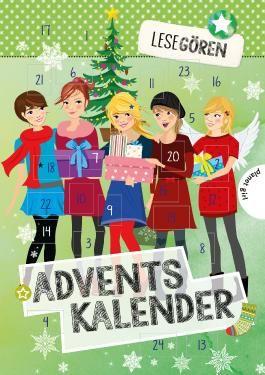 Lesegören: Adventskalender