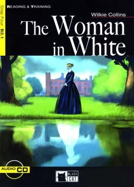 The Woman in White - Buch mit Audio-CD