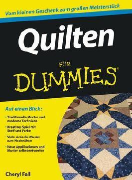 Quilten für Dummies