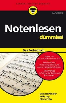 Notenlesen für Dummies Pocketbuch