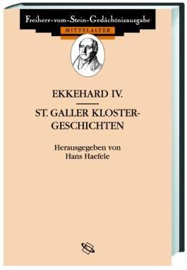 St. Galler Klostergeschichten