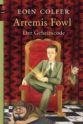Artemis Fowl Band 3: Der Geheimcode