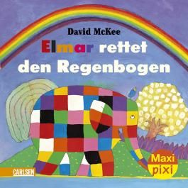 Maxi-Pixi Nr. 23: Elmar rettet den Regenbogen