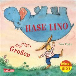Maxi Pixi 146: Hase Lino zeigt's den Großen