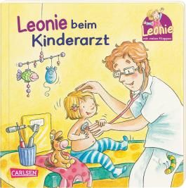 Leonie: Leonie beim Kinderarzt