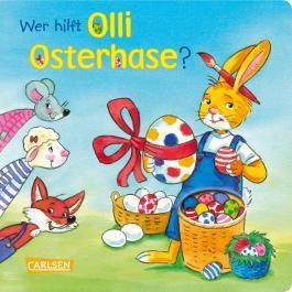 Wer hilft Olli Osterhase?