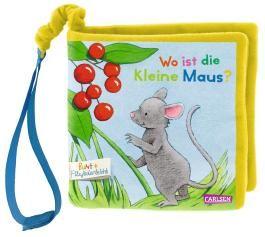 Mein erstes BUNT+Filzfederleicht®-Buggybuch: Wo ist die kleine Maus?