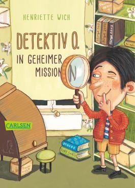 Detektiv O. in geheimer Mission
