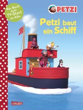 Petzi baut ein Schiff