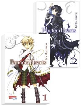 PandoraHearts Doppelpack 1-2