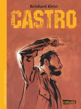 Graphic Novel Paperback: Castro
